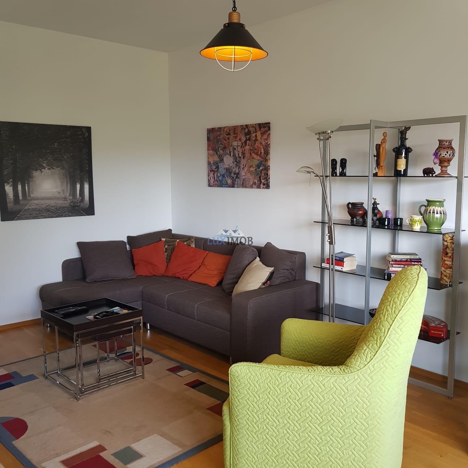 Apartament 3 camere in zona Baneasa-Natura Residence